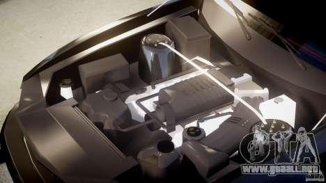 Ford Mustang V6 2010 Police v1.0 para GTA 4 visión correcta