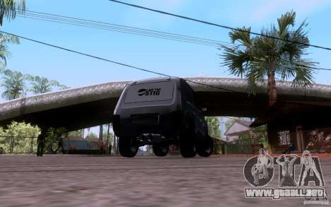 Arrastre Niva 21213 VAZ para GTA San Andreas left