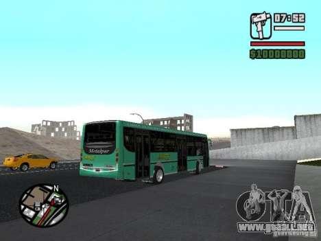 Metalpar 22 para la visión correcta GTA San Andreas