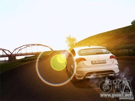 Citroën DS4 para GTA San Andreas left