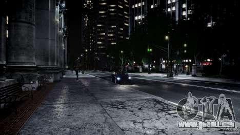 TRIColore ENBSeries By batter para GTA 4 novena de pantalla
