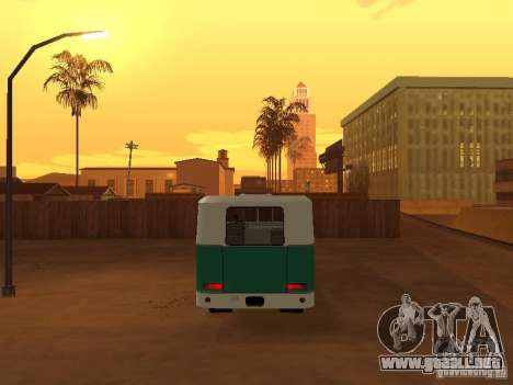 G1A1 Kuban para visión interna GTA San Andreas