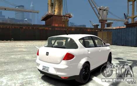 Seat Toledo para GTA 4 visión correcta