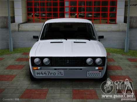 2106 VAZ Pyatigorsk v2.0 para GTA San Andreas