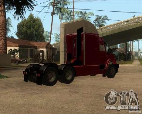 Super Zil v 2.0 para la visión correcta GTA San Andreas