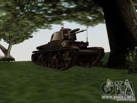 Pzkpfw-35t para GTA San Andreas