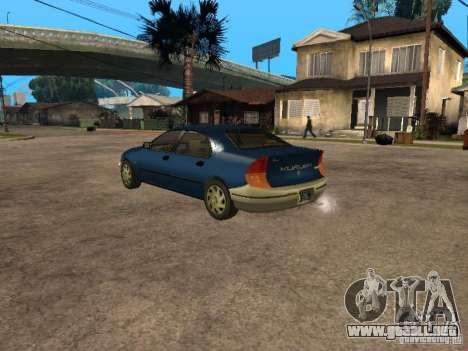 HD Kuruma para GTA San Andreas left