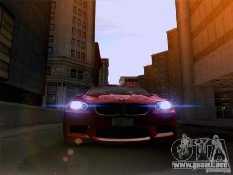 Realistic Graphics HD 3.0 para GTA San Andreas sexta pantalla