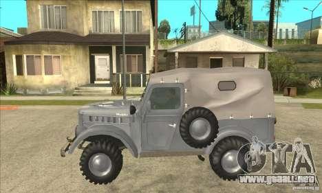 ARO M461 para GTA San Andreas left