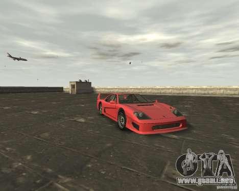 Turismo from GTA SA para GTA 4 left