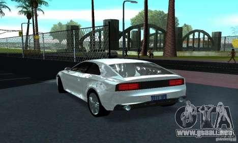 Audi Quattro Concept 2013 para la visión correcta GTA San Andreas