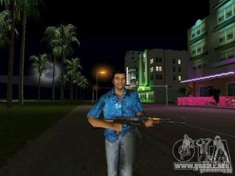 Modelo de Tommy Vercetti BETA para GTA Vice City