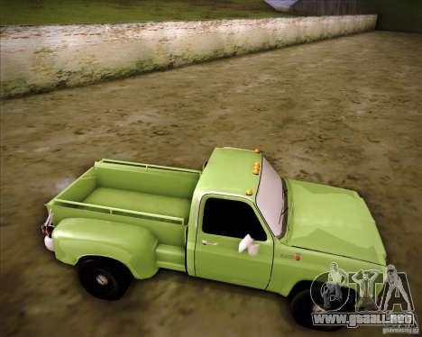 GMC 80 para la visión correcta GTA San Andreas