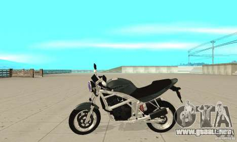 GTAIV PCJ600 FINAL para GTA San Andreas left