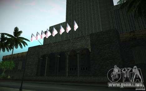 Rascacielos de HD para GTA San Andreas octavo de pantalla