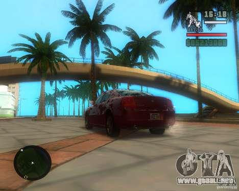 Real palms v2.0 para GTA San Andreas quinta pantalla