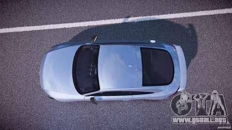 Audi TT RS 2010 para GTA 4 visión correcta