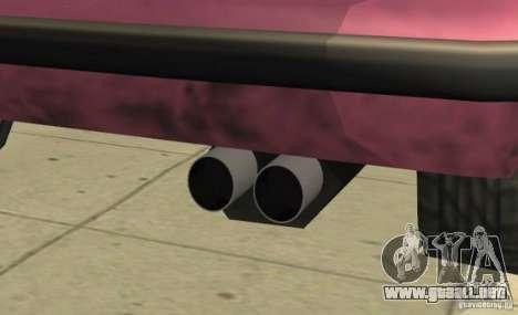 Car Tuning Parts para GTA San Andreas octavo de pantalla