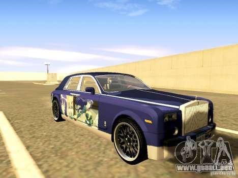Rolls-Royce Phantom V16 para las ruedas de GTA San Andreas