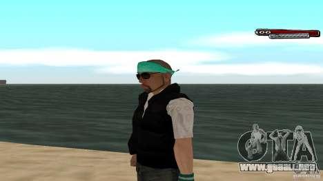 Skin Pack The Rifa Gang HD para GTA San Andreas octavo de pantalla