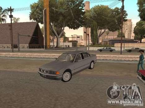 BMW 740 para GTA San Andreas