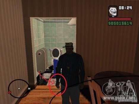 Mojón para GTA San Andreas tercera pantalla