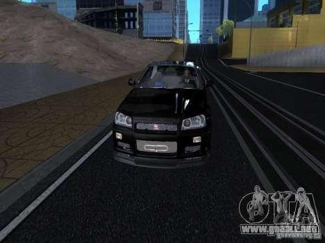 ENBSeries desde Rinzler para GTA San Andreas undécima de pantalla
