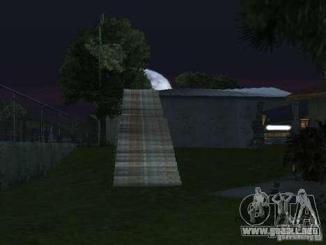 La nueva calle Grove para GTA San Andreas séptima pantalla