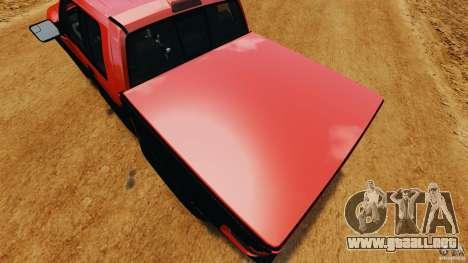 Ford F-150 SVT Raptor para GTA 4