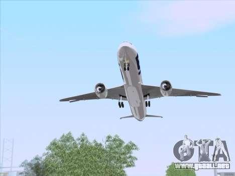 Boeing 787-9 LOT Polish Airlines para vista lateral GTA San Andreas