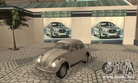 Volkswagen Beetle 1963 para GTA San Andreas