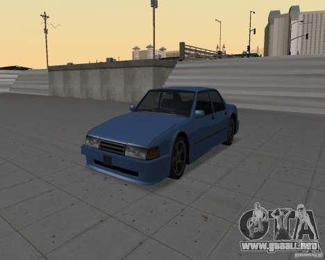 Máquinas sin suciedad para GTA San Andreas tercera pantalla