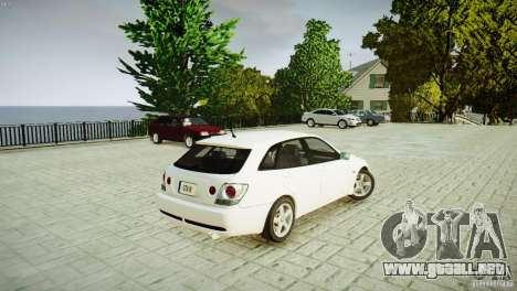 Toyota Altezza Gita Version 2 para GTA 4 left