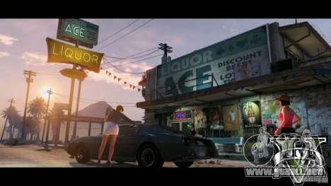 GTA 5 LoadScreens para GTA San Andreas undécima de pantalla
