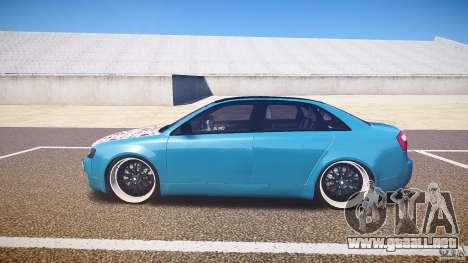 Audi S4 Custom para GTA 4 left