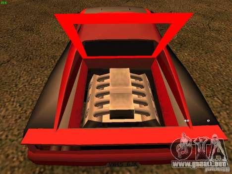 New Cheetah para la visión correcta GTA San Andreas