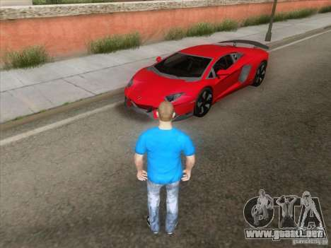 Alarme Mod v3.0 para GTA San Andreas sucesivamente de pantalla