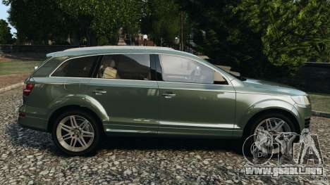 Audi Q7 V12 TDI v1.1 para GTA 4 left
