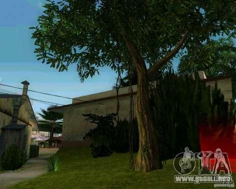 Manzano para GTA San Andreas tercera pantalla