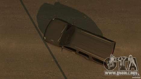 GMC Yukon 2010 para GTA 4 visión correcta