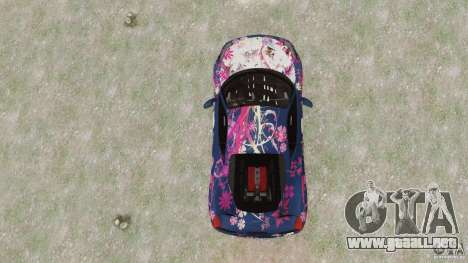 Ferrari 458 Italia 2010 DC Texture para GTA 4 visión correcta