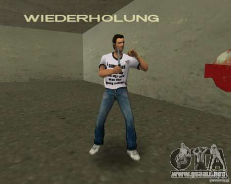 Pak armas de GTA4 para GTA Vice City twelth pantalla
