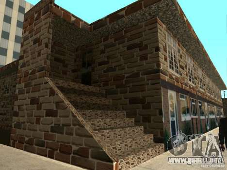 New Transfender: CTO para GTA San Andreas tercera pantalla