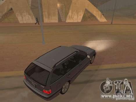 BMW 318 Touring para visión interna GTA San Andreas