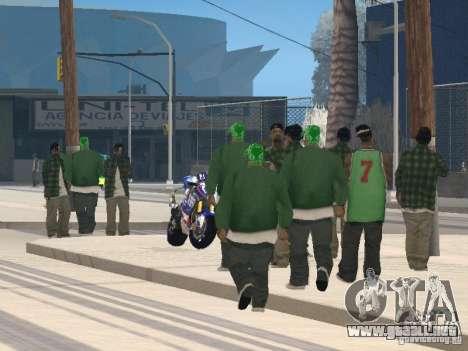 Aumentar el tráfico para GTA San Andreas