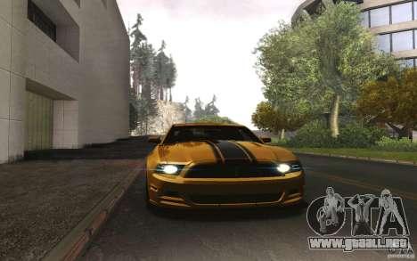 SA Illusion-S V2.0 para GTA San Andreas sexta pantalla