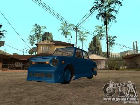 EXPERTO EN MÚSICA ZAZ 968 para GTA San Andreas
