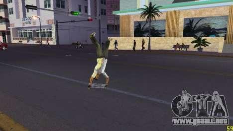 Cleo Parkour v4 para GTA Vice City tercera pantalla