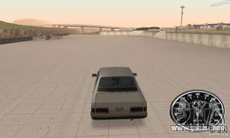 Speedo Skinpack RETRO para GTA San Andreas