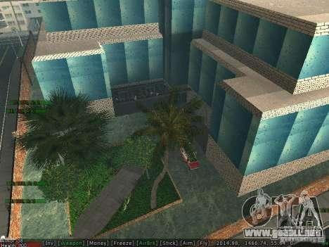 Obnovlënyj Hospital de Los Santos v. 2.0 para GTA San Andreas segunda pantalla